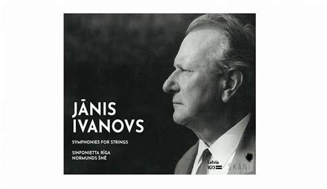Klausītājiem visā pasaulē pieejams disks «Ivanovs ...