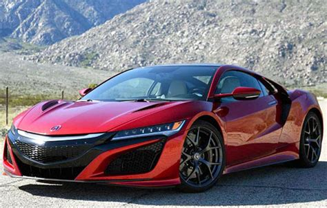 2019 Acura NSX : 2019 Acura Nsx Review