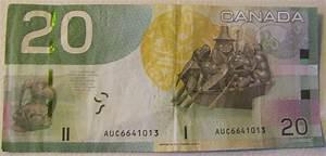 World United News: New Canadian $20.00 Dollar Bill is a ...