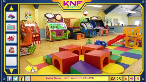 Knf Kids Play Room Escape 2 Walkthrough