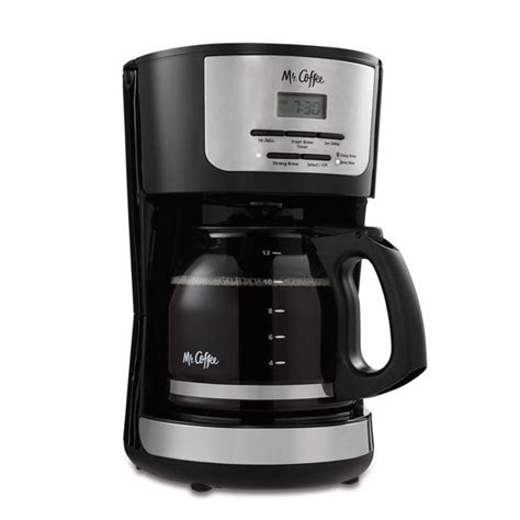 Luckily, the mr coffee machine is much easier to use than it is to remember! Mr. Coffee FLX Series 12-Cup Programmable Coffeemaker - BVMC-FLX31 - Walmart.com - Walmart.com