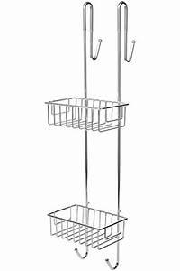 Handtuchhalter Für Flachheizkörper : fackelmann 61238 doppelhaken glas duschwand edelstahl silber aimnexa ~ Markanthonyermac.com Haus und Dekorationen