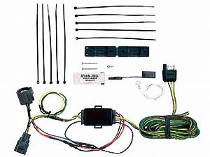 Blue Ox Ez Light Wiring Harness Various Jeep Wranglers