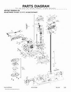 33 Minn Kota Riptide Parts Diagram