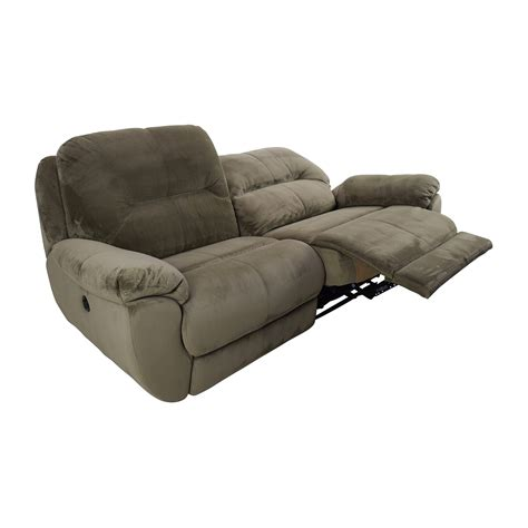 raymour and flanigan recliner sofa 80 off kathy ireland home by raymour and flanigan kathy