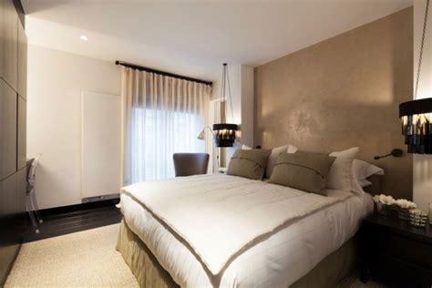 chambre pont adulte décoration chambre adulte beige