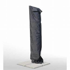 Parasol Grande Taille : housse pour parasol de jardin sac parasol grande taille universelle ~ Melissatoandfro.com Idées de Décoration