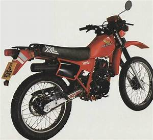 Honda Xl125r