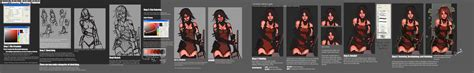 Coloring Tutorial Photoshop by Photoshop Painting Tutorial By Ionen On Deviantart