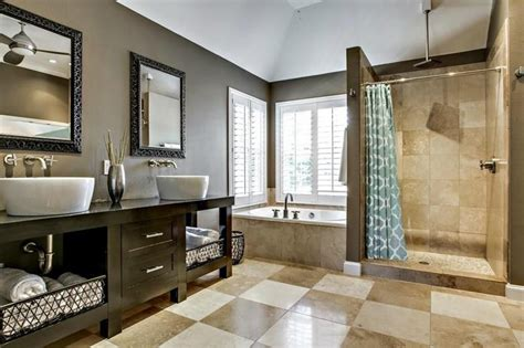Modern Master Bathroom Colors by 23 Amazing Ideas For Bathroom Color Schemes Page 2 Of 5