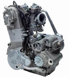 Ktm 250 400 450 520 525 540 610 Engine 2000