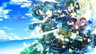 Vocaloid Miku Kaito Hatsune Anime 4k Len