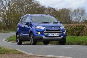 Ford Ecosport Crossover Review