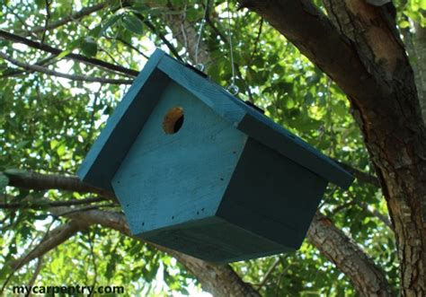 wren birdhouse plans  bird house plans   easy