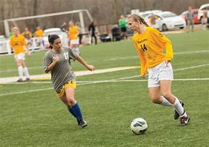 Women's soccer finishes exhibition games with victory over ...