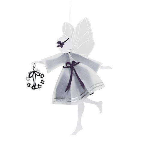 pair  jette fr lich dancing handmade fairies  silver