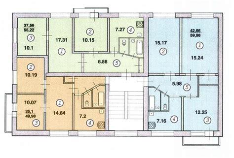 Схема 504 серия домов