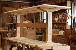 Trestle Table Peter Follansbee Joiner39s Notes