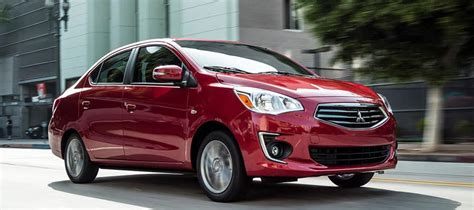 Mitsubishi Mirage 2019 by 2019 Mitsubishi Mirage G4 Model Review Features Specs