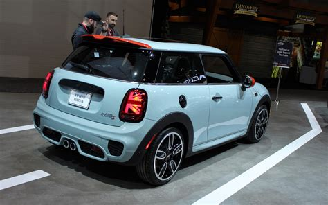 Mini Cooper Blue Edition Photo by Mini Cooper S 3 Door Blue Edition Launched In Toronto