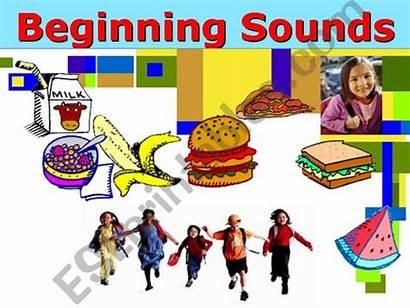 Sounds Beginning Powerpoint