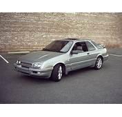 1989 Merkur XR4Ti  Overview CarGurus