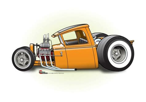 153 Best Car Art Images On Pinterest