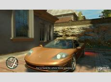 GRAND THEFT AUTO IV Stevie's Text Message Vehicle Thefts