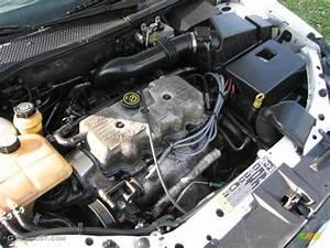 2000 Ford Focus Lx Sedan 2 0l Dohc 16v Zetec 4 Cylinder