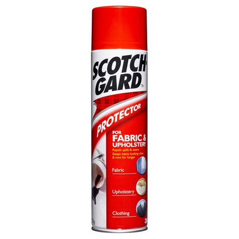 scotchgard protector for fabric and upholstery 350g