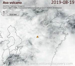 Aso Volcano Volcanic Ash Advisory: POSS ACTIVITY CONT. VA ...
