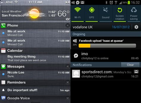 notification center iphone samsung sues apple notification center in korea