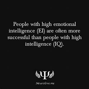 Emotional Intelligence Quote   Quote Number 613983 ...