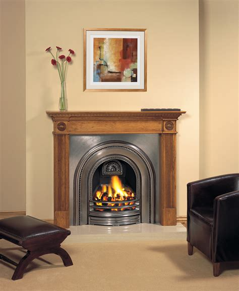 decorative mantels decorative arched insert fireplaces stovax traditional fireplaces