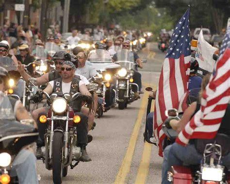 gettysburg bike week list anniversary