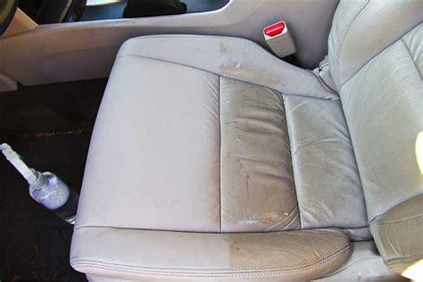 nettoyer siege voiture tissu astuce meilleures astuces detailing pour nettoyer le cuir d 39 une