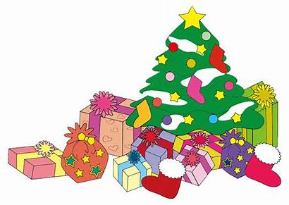 Tree Presents Clip Onlinelabels