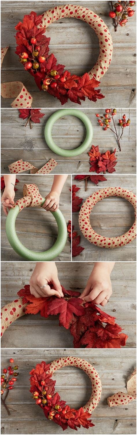 25+ Best Ideas About Fall Wreaths On Pinterest  Holiday Wreaths, Pumpkin Burlap Wreath Diy And