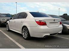 Car High Performance BMW M5 E60