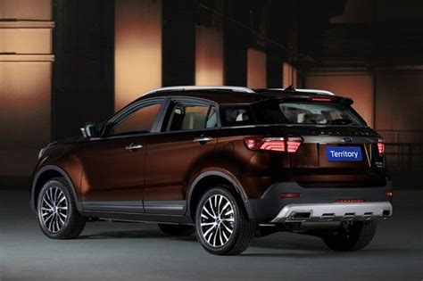 Ford Territory 2020 by Ford Territory Pre 231 O Fotos Ficha T 233 Cnica 2018 2019