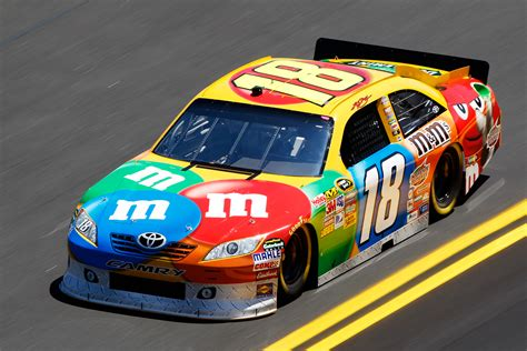 Mars Pulls Sponsorship From Kyle Busch's Car For Remainder