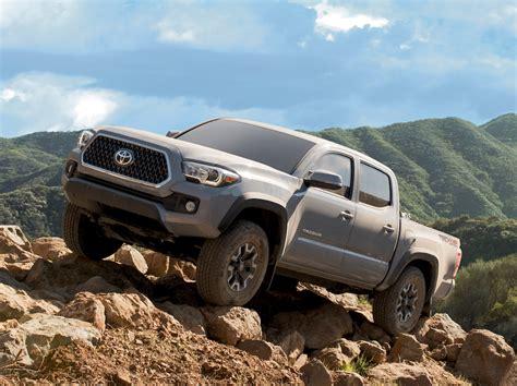 Toyota Teases 2020 Tacoma Ahead Of Chicago Auto Show