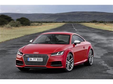 2018 Audi Tt Interior  Us News & World Report