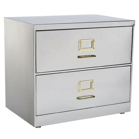 Stainless Steel File Cabinet  Online Information