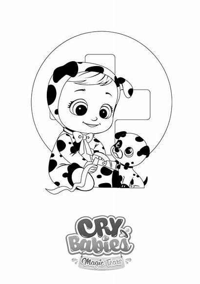 Paint Dotty Lea Toys Cry Babies Tears