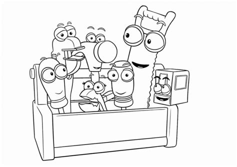 Handy Manny Tools Coloring Pages - Eskayalitim