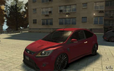 ford focus rs   gta