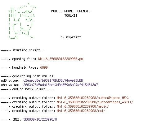 Android Forensic Thesis by Mobile Phone Forensic Toolkit Forensic