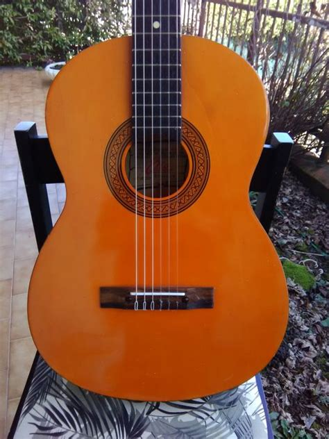 Guitar Eko Model Estrellav  Original  Made In Recanati By Luthiers With A Fine Wood And New