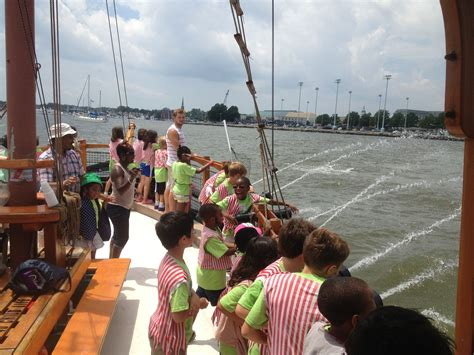 Field Trip Ideas in Annapolis - Pirate Adventures on the ...